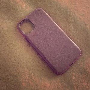Purple sparkly iPhone 11 Case! 💜✨